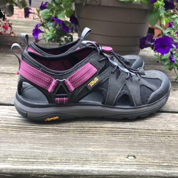 43ce8774993c TEVA Terra Float Active Lace Shoes Sandal size 7.5